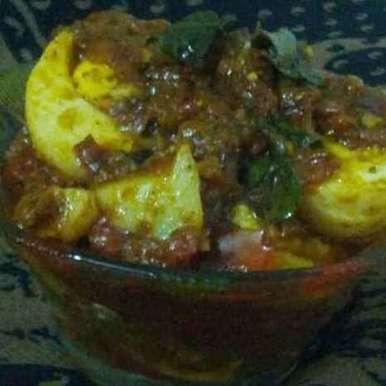 Photo of Kerala Egg Roast by Jaya Rajesh at BetterButter