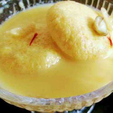 Photo of Ras malai by Jaya Rajesh at BetterButter
