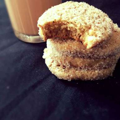 Photo of Whole Wheat Coconut Cookies by Jaya Rajesh at BetterButter