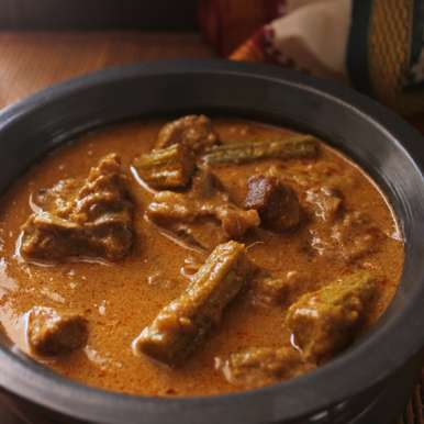 Photo of Mutton Drumstick korma by Jayanthi Padmanabhan at BetterButter
