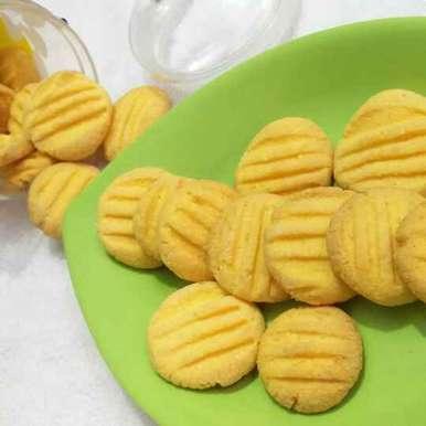 Photo of Custard butter cookies by Jayanthy Asokan at BetterButter