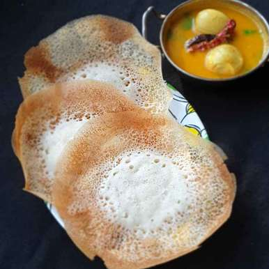 Photo of Kerala Appam by Jayshree Nair at BetterButter