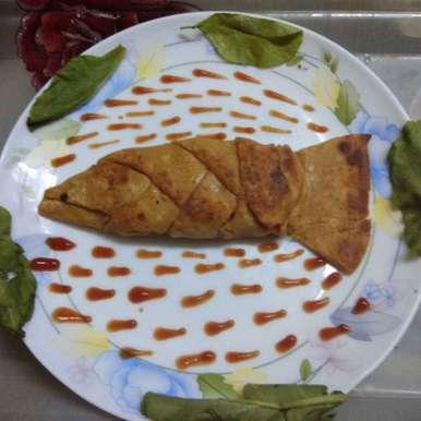 Photo of Fish paratha by Jhanvi Chandwani at BetterButter