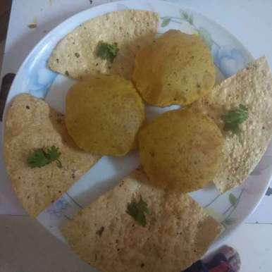 Photo of Methi puri by Jhanvi Chandwani at BetterButter