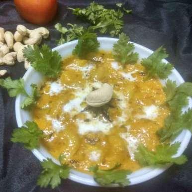Photo of Kaju kury by Jhanvi Chandwani at BetterButter