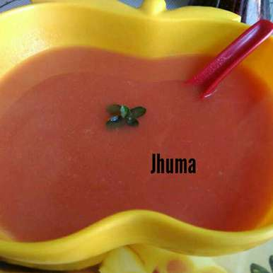 Photo of tomato carrot soup by Jhuma Chatterjee at BetterButter