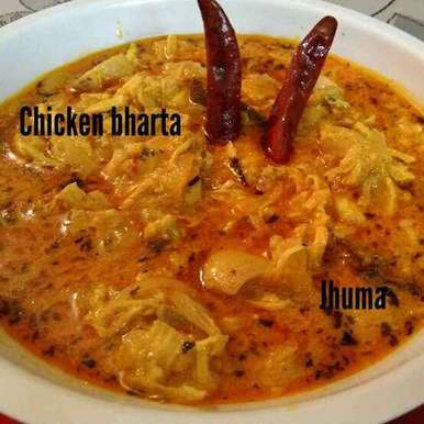 Photo of Chicken bharta by Jhuma Chatterjee at BetterButter