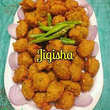 Photo of Dal vada by Jigisha Jayshree at BetterButter