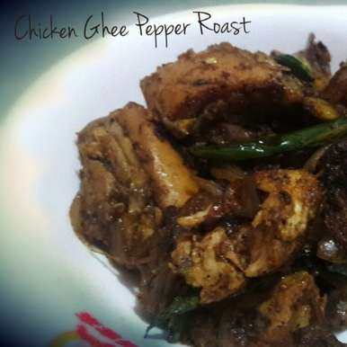 Photo of Chicken Ghee Pepper Roast by Jinoo Jayakrishnan at BetterButter