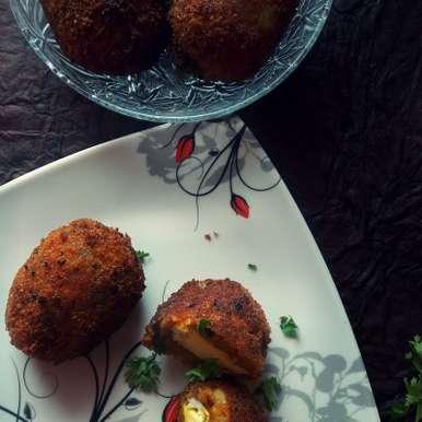 Photo of Egg Kabab or Dinosaur Eggs by Jinoo Jayakrishnan at BetterButter