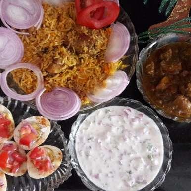 Photo of Dum biryani by Jonnadula Madhu at BetterButter