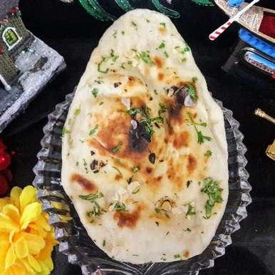 Photo of Garlic Naan ( On Stove Top) by Jonnadula Madhu at BetterButter