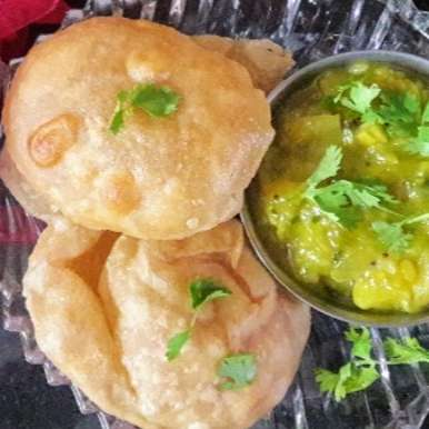 Photo of Poori by Jonnadula Madhu at BetterButter