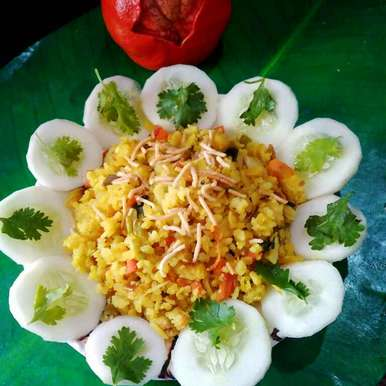 Photo of Poha by Juthika Ray at BetterButter