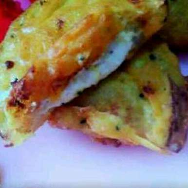 Photo of Stuffed bottle gaurd with cheese by Juthika Ray at BetterButter