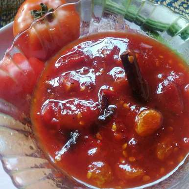 Photo of Tomato drumsticks chutney by Juthika Ray at BetterButter