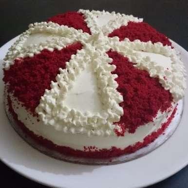 Photo of Red Velvet Cake by Jutika Das at BetterButter