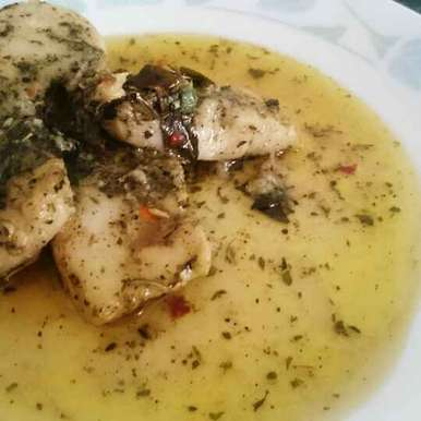 Photo of Fish in herb sauce by Jutika Das at BetterButter