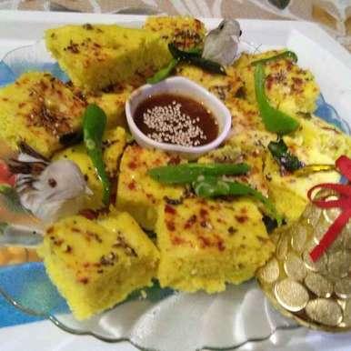 Dhokla recipe in Hindi,ढोकला, Jyoti Adwani
