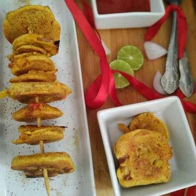 Photo of Biscuits tikka by Jyoti Adwani at BetterButter