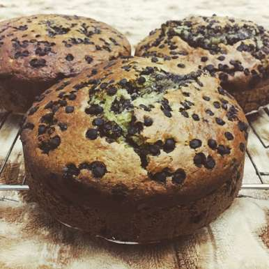 Photo of Banana Chocolate Chip Bread by Jyoti Bhalla Ahuja at BetterButter