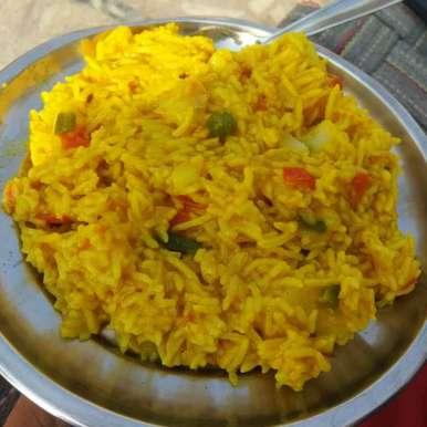 Photo of Yellow khichdi by Jyotsna Pandey at BetterButter