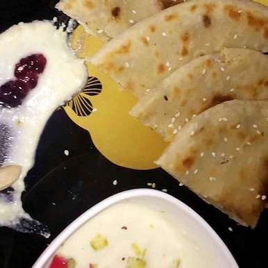 Photo of Exotic mava parantha by Kajal Arora at BetterButter
