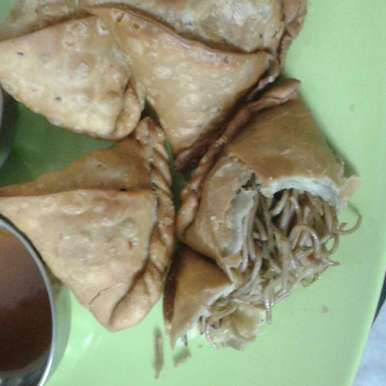 Photo of Chowmein Waale Samose by Kajal Singh at BetterButter