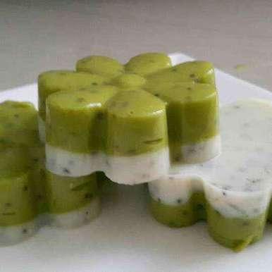 Photo of Avocado Milk  Pannacota by Kalpana Parmar at BetterButter
