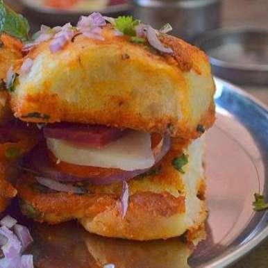 Photo of Mumbai Pav Sandwich by Kalpana V Sareesh at BetterButter