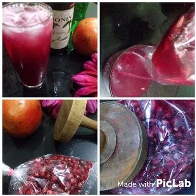 Photo of Fresh Pomegranate Juice  by Kalpana Vinay at BetterButter