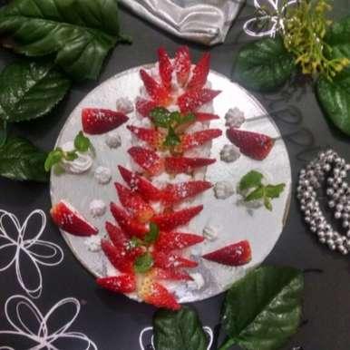 Photo of Lemon and Ginger Tea cake by Kalpana Vinay at BetterButter