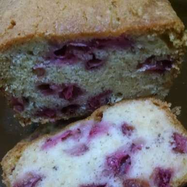 Photo of Fresh Strawberry Teacake by Kalpana Vinay at BetterButter