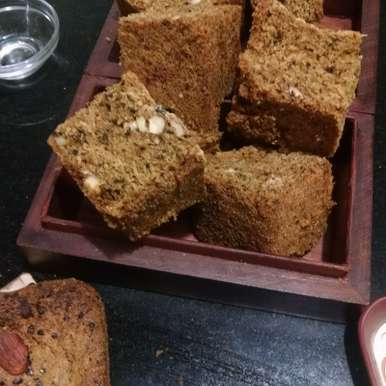 Photo of Coffee and Nut Teabread by Kalpana Vinay at BetterButter