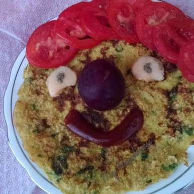 Photo of Oats Omelette by Kalpana Vinay at BetterButter