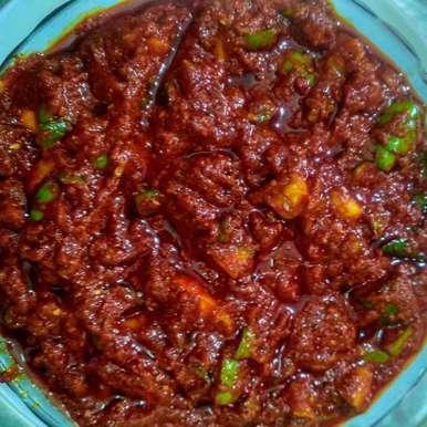 Photo of Tindora mustard curry by kalyani shastrula at BetterButter