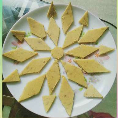 Photo of Kaju katli  by kalyani shastrula at BetterButter