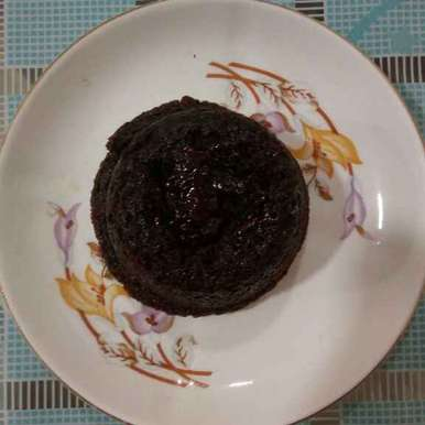 Photo of Eggless choco lava cake by Dr.Kamal Thakkar at BetterButter