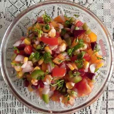 Photo of Exotic salad by Dr.Kamal Thakkar at BetterButter