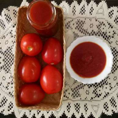 Homemade Tomato Ketchup, How to make Homemade Tomato Ketchup