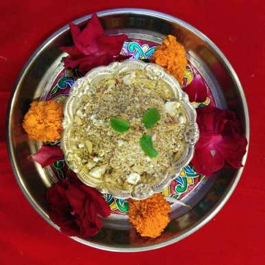 Photo of Janmashtmi Panjiri by Dr.Kamal Thakkar at BetterButter