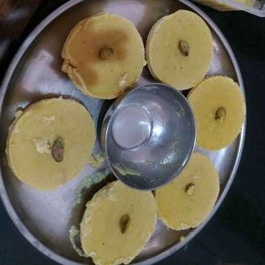 Photo of Mango kulfi by Kamala Nagarajan at BetterButter