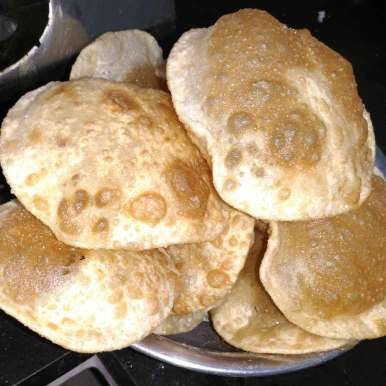 Photo of Poori by Kamala Nagarajan at BetterButter