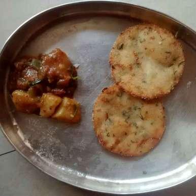 Aloo dum recipe in Tamil,ஆலு தம், kamala shankari