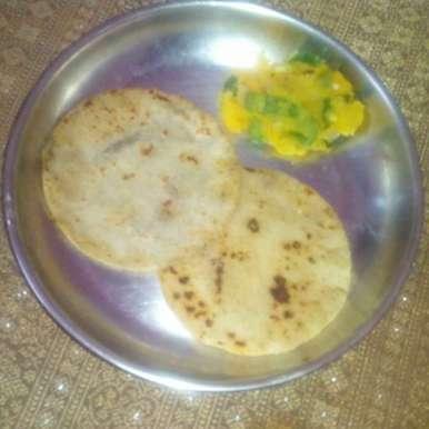 Rava chappathi recipe in Tamil,ரவா சப்பாத்தி, kamala shankari