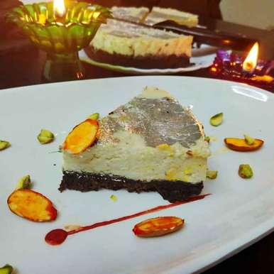 Photo of Baked rabdi cake by Kamalika Bhowmik at BetterButter