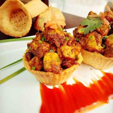 Photo of Paneer pepper fry tart by Kamalika Bhowmik at BetterButter