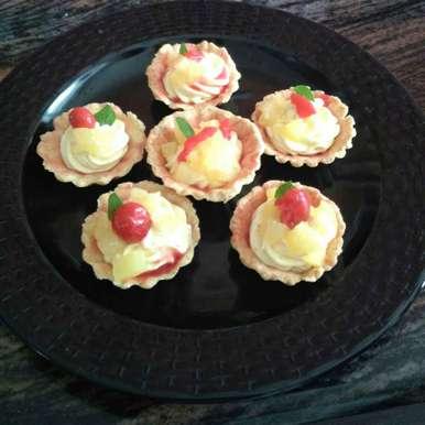 Photo of Fruit Tarts by Kanchan Gola at BetterButter