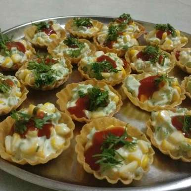 Photo of Cheesy Baskets by Kanchan Pandit at BetterButter