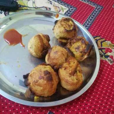 Photo of Baked Bread Rolls by Kanica Goel at BetterButter